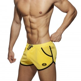 AD696 BASIC U-NECK T-SHIRT