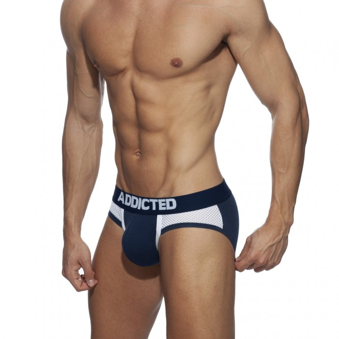 ADF103 U-NECK FETISH T-SHIRT