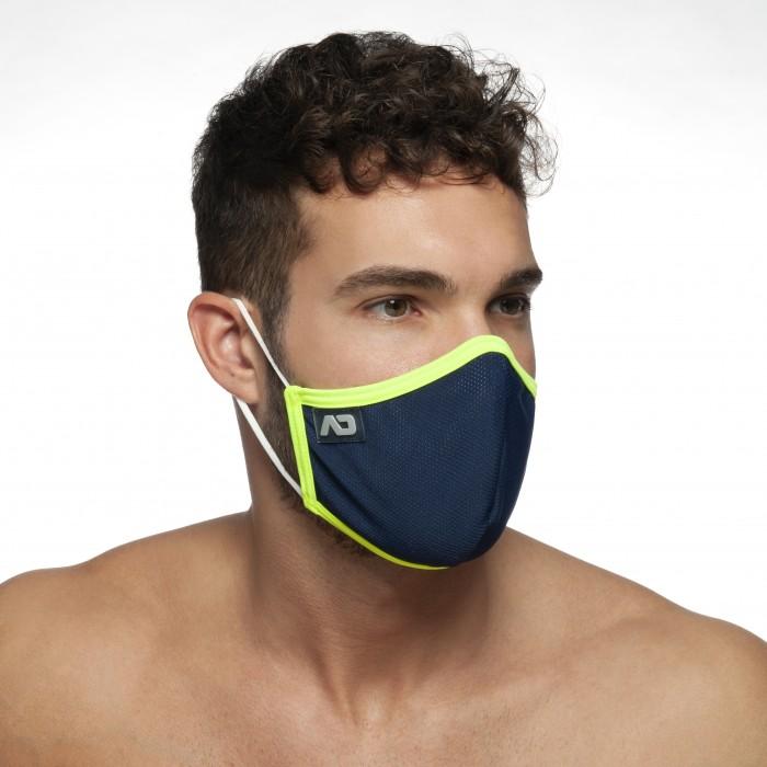 AD698P 3 PACK CAMO MESH BOXER PUSH UP