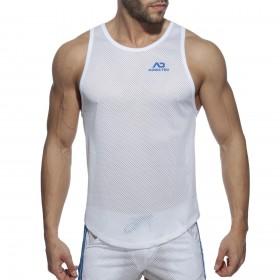 AD660 AD网眼拼接材质T恤