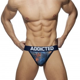 ADS096 CAMOUFLAGE SWIMWEAR SHORT