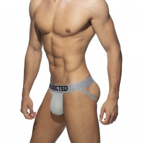 PU333 MALE PARTY AD SLEEVELESS