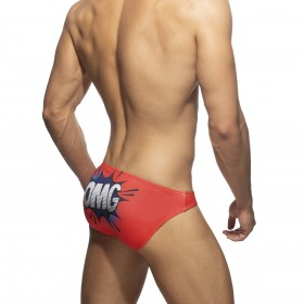 AD819 AD CROP TOP