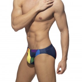 AD927 SHINY SHORTS